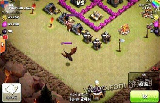 COC部落战如何诱杀城堡兵 4段诱杀攻略及注意事项分析